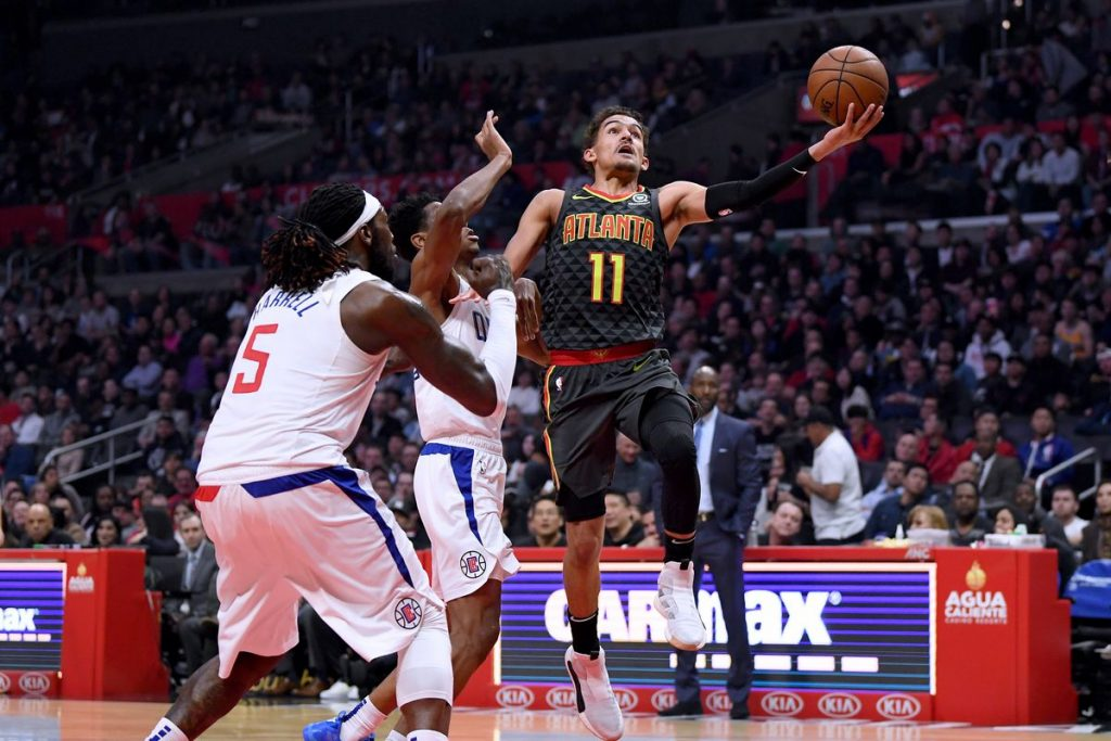 Los Angeles Clippers vs Atlanta Hawks