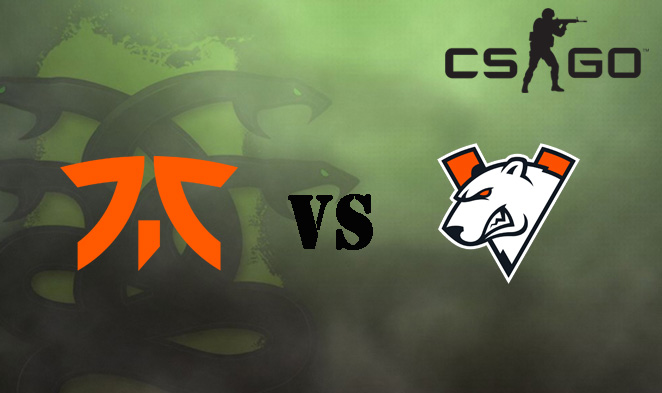 soi keo Fnatic vs Virtus Pro