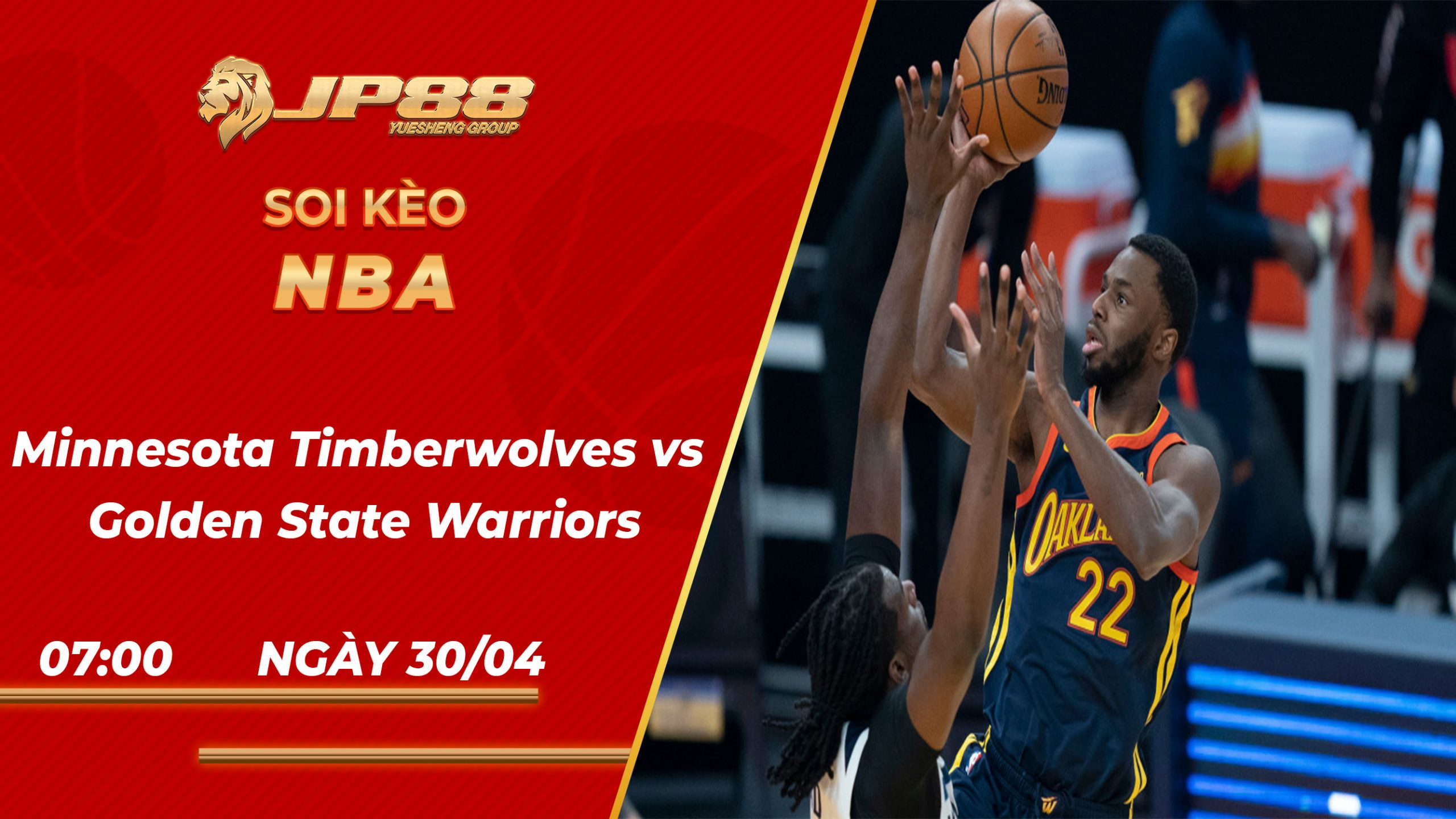 Soi Kèo bóng rổ – Minnesota Timberwolves vs Golden State Warriors – 7h00 – 30/4/2021