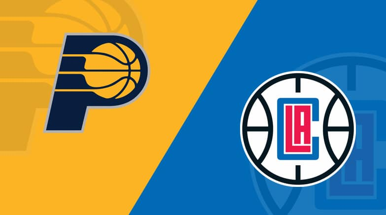 Indiana Pacers vs Los Angeles Clippers