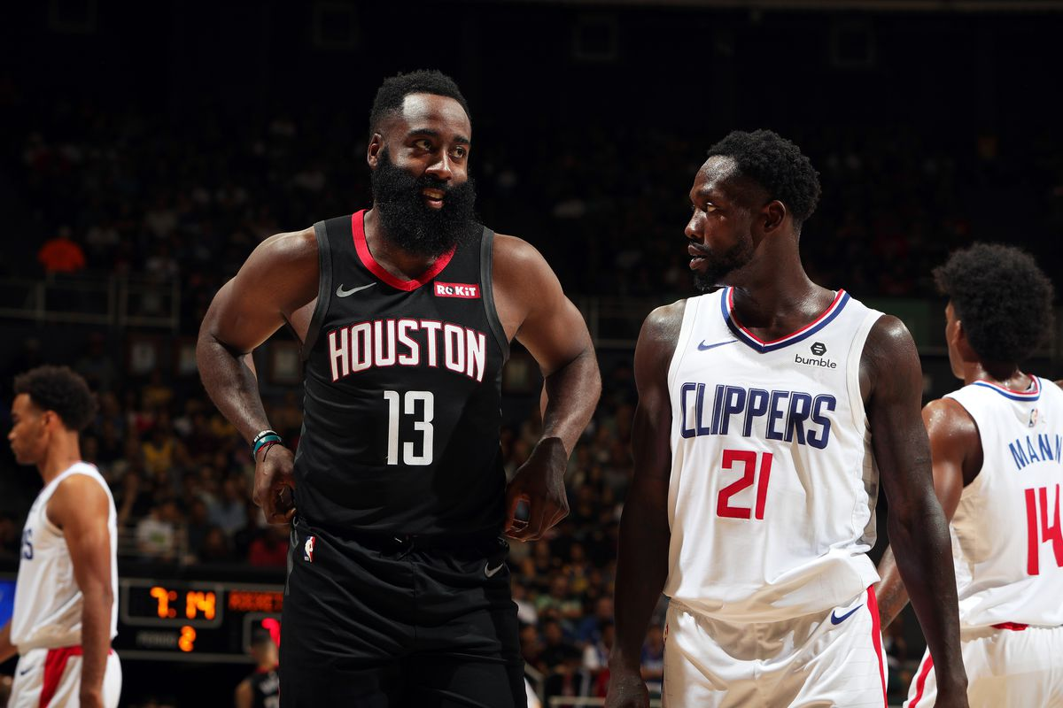 Soi kèo bóng rổ Los Angeles Clippers vs Houston Rockets 09h00 10/04/2021 – NBA